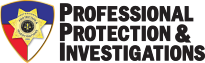 Professional Protection and Investigations Logo